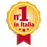 N° 1 in Italia
