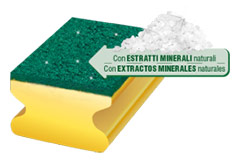 salvaunghie con estratti minerali