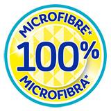 100% microfibre